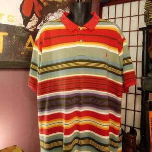 Polo Ralph Lauren Striped Shirt Big & Tall 3X Big